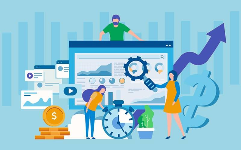 Múltiples estrategias de marketing para mantener tu negocio saludable